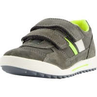 Schuhe Jungen Sneaker Low Imac Klettschuhe 531920 grau