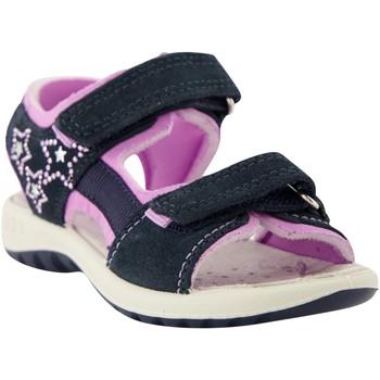 Schuhe Mädchen Sportliche Sandalen Imac Schuhe 530951-7030-039 schwarz
