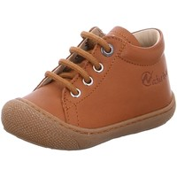 Schuhe Jungen Babyschuhe Naturino Schnuerschuhe cocoon cognac spazzolato 2012889-01-0d06 braun