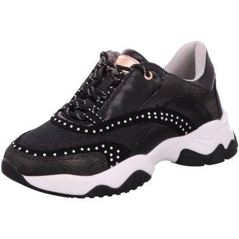 Schuhe Damen Sneaker Low Laufsteg München FS202303 FS202303 schwarz