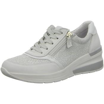 Schuhe Damen Sneaker Low Longo Schnuerschuhe 1046539/1 weiß