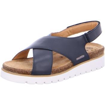 Schuhe Damen Sandalen / Sandaletten Mephisto Sandaletten Tally Tally 7813 blau
