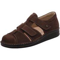Schuhe Herren Sandalen / Sandaletten Finn Comfort Offene Athos 01034 373408 braun