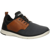Schuhe Herren Sneaker Low Salamander PORTHOS POR 3160401-07 grau