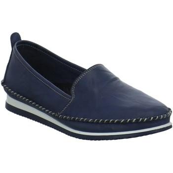 Schuhe Damen Slipper Andrea Conti Slipper 1889601 017 blau