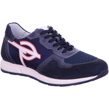 Schuhe Herren Sneaker Low Galizio Torresi 1965 440008 blau