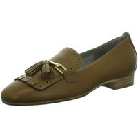 Schuhe Damen Slipper Maripé Must-Haves 24705 braun