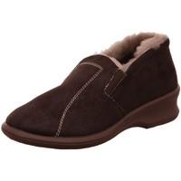Schuhe Damen Hausschuhe Rohde 2516-72 braun