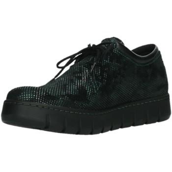 Schuhe Damen Derby-Schuhe & Richelieu Wolky Schnuerschuhe VIC 0232547 800 blau