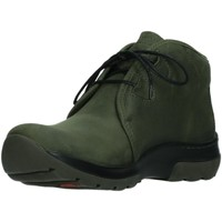 Schuhe Damen Stiefel Wolky Stiefeletten Techno 0302511715 grün