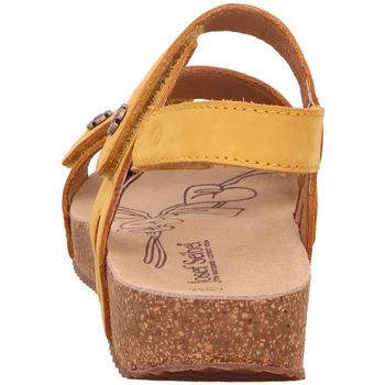 Josef Seibel Sandaletten Tonga 53 78553-724850 gelb - Schuhe Sandalen / Sandaletten Damen 7995