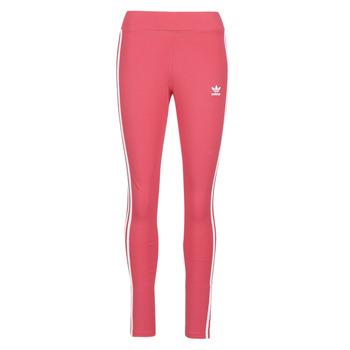 Kleidung Damen Leggings adidas Originals 3 STR TIGHT Rose