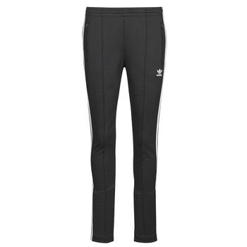 Kleidung Damen Jogginghosen adidas Originals SST PANTS PB Schwarz