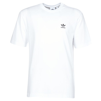 Kleidung Herren T-Shirts adidas Originals B+F TREFOIL TEE Weiss