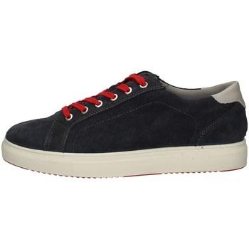 Schuhe Herren Sneaker Low Imac 502791 BLUE