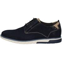 Schuhe Herren Derby-Schuhe Valleverde 46862 BLUE