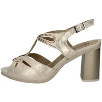 Schuhe Damen Sandalen / Sandaletten Pitillos 6160 ORO
