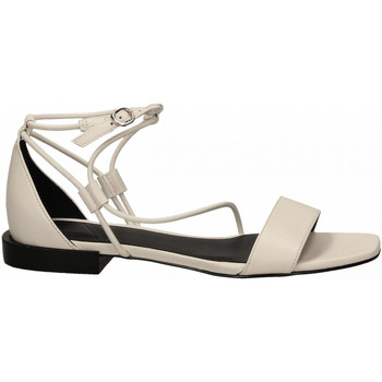 Schuhe Damen Sandalen / Sandaletten What For SHINA-15 ivory