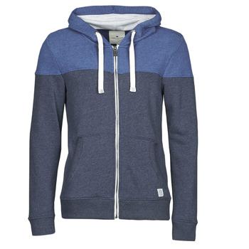 Kleidung Herren Sweatshirts Tom Tailor 1021268-10668 Schwarz / Blau