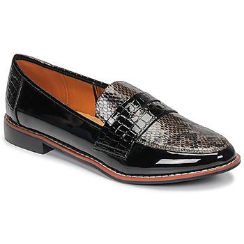Schuhe Damen Slipper Moony Mood NOULIE Schwarz