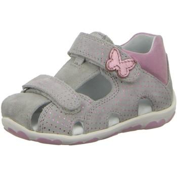 Schuhe Mädchen Babyschuhe Superfit Maedchen Fanni 6-09041-25 25 grau