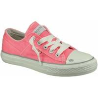 Schuhe Mädchen Sneaker Low Dockers by Gerli Low sneaker 44CF611-790770 pink