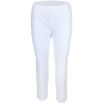 Kleidung Damen Hosen Raffaello Rossi Accessoires Bekleidung Penny 6/8 212968 6537 110 weiß