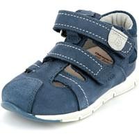 Schuhe Jungen Babyschuhe Däumling Sandalen 100071 S 83 blau