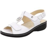 Schuhe Damen Sandalen / Sandaletten Hickersberger Sandaletten 5108 8100 weiß