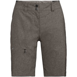 Kleidung Damen Shorts / Bermudas Vaude Sport Wo Skomer II 41332 509 braun