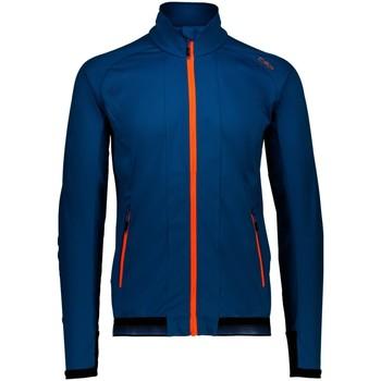 Kleidung Herren Jacken Cmp F.lli Campagnolo Sport MAN JACKET 30A6377 L837 MAN JACKET blau