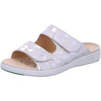 Schuhe Damen Pantoletten / Clogs Ganter Pantoletten Pantolette GINA 200153-0200 weiß