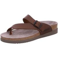 Schuhe Damen Pantoletten / Clogs Mephisto Pantoletten 3478 helen chestnut braun