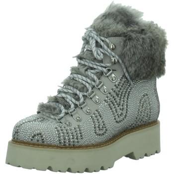 Schuhe Damen Stiefel Diverse Stiefeletten Alma En Pena 377/1 beige