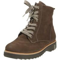 Schuhe Damen Stiefel Sioux Stiefeletten Meredith-702-Wf-H 64785 braun
