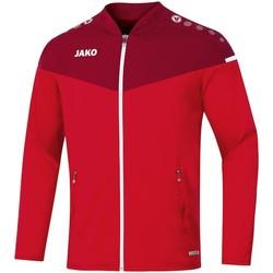 Kleidung Herren Trainingsjacken Jako Sport Präsentationsjacke Champ 2.0 9820 01 rot