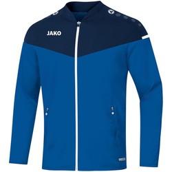 Kleidung Herren Trainingsjacken Jako Sport Präsentationsjacke Champ 2.0 9820 49 blau