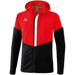 Kleidung Herren Sweatshirts Erima Sport SQUAD training jacket with hoo 1032045 250951 Other