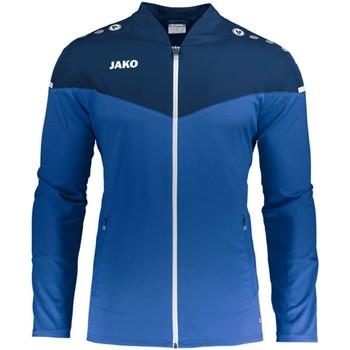 Kleidung Damen Trainingsjacken Jako Sport Champ 2.0 Präsentationsjacke Blau F49 9820 blau