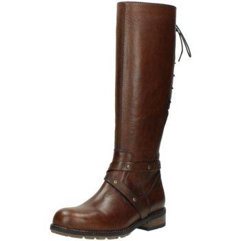 Schuhe Damen Klassische Stiefel Wolky Stiefel velvet Belmore 0443320 430 braun