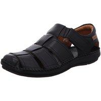 Schuhe Herren Sandalen / Sandaletten Pikolinos Slipper Black  Bäckersandale 06J-5433-1 schwarz