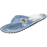 Schuhe Herren Wassersportschuhe Gumbies Badeschuhe  Australian Shoes 2104 palm 2104 blau