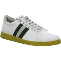 Schuhe Herren Sneaker Low Blackstone Must-Haves TG30 white greener TG30 weiß