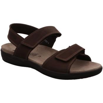 Schuhe Herren Sandalen / Sandaletten Mephisto Offene 151 simon brown braun