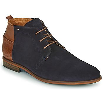 Schuhe Herren Boots Kost IRWIN 5A Marine