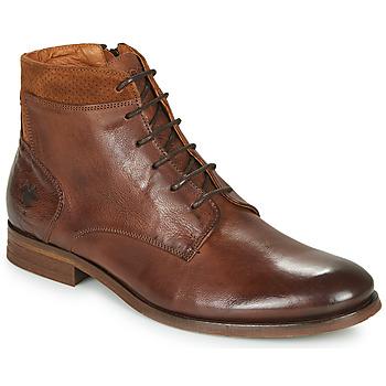 Schuhe Herren Boots Kost HOWARD 35 Cognac