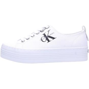 Schuhe Damen Sneaker Low Calvin Klein Jeans R0673 Multicolore