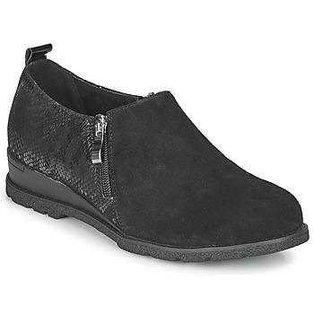 Schuhe Damen Derby-Schuhe Damart 64290 Schwarz