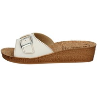 Schuhe Damen Pantoffel Inblu DI 68 WEISS
