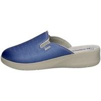 Schuhe Damen Hausschuhe Inblu I Bianchi 50 34N BLUE